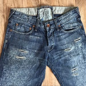 RARE Guess Limited Edition Jeans Size 30